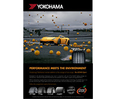 Yokohama Advan Ad